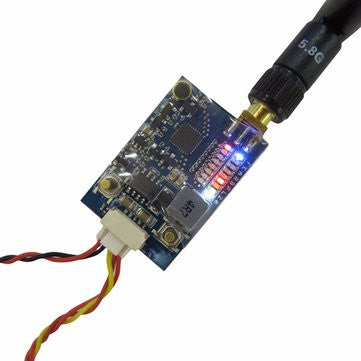 FX800T-A 5.8G 40CH 25/200/600mW Switchable FPV Transmitter