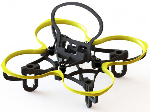 Spider 65 FPV Racer - Yellow Shroud