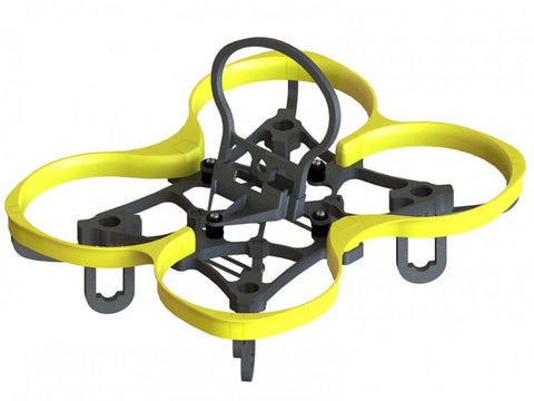 Lynx - Spider 73 Stretch FPV Racer - Solid Yellow Shroud