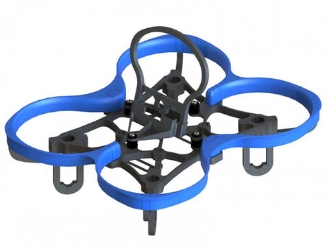 Lynx - Spider 73 Stretch FPV Racer - Blue Shroud