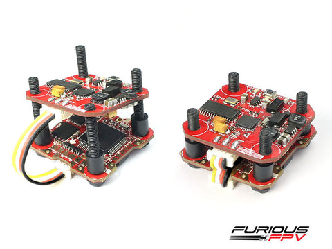 FuriousFPV PIT MODE Adjustable 25/200mW INNOVA V4 OSD/VTX