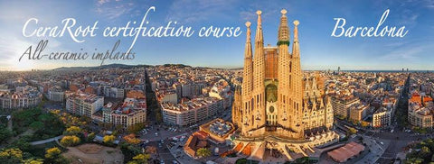 Barcelona, Spain - 3 DAY Live Surgeries CERAROOT course