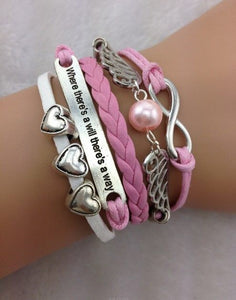 Angel Wing Quoted Bracelet 3-5 DAY SHIPPING