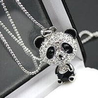 Panda Necklace  3-5 DAYS SHIPPING