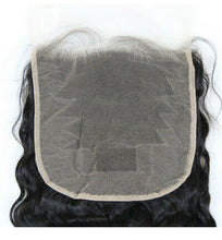 Load image into Gallery viewer, Virgin Cambodian Deep wave swiss Lace Closure