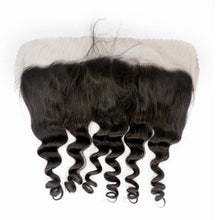 Load image into Gallery viewer, Virgin Peruvian swiss Lace Frontal