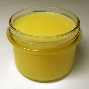 Golden ghee.  Photo credit Wikipedia.