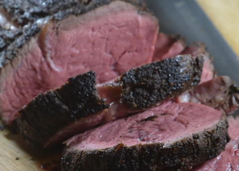 Meat Lovers' Roasts on the Cinder Grill