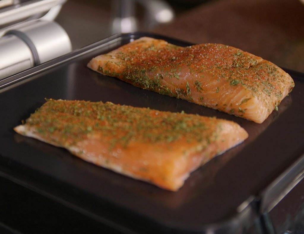 how to cook perfect fish on grill
