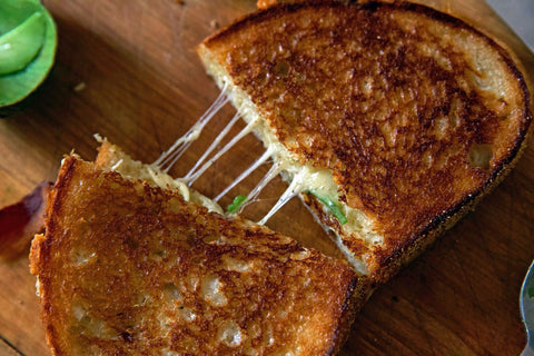 Cinder Grill 4th of July Best Grilling Recipes Grilled Cheese, Bacon, Avocado