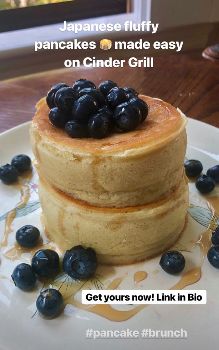 How to make perfect fluffy pancakes?