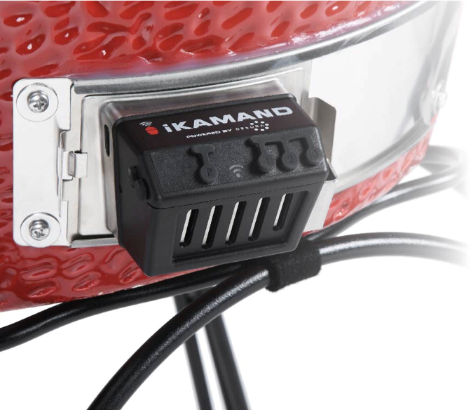 cook the perfect steak every time using the iKamand