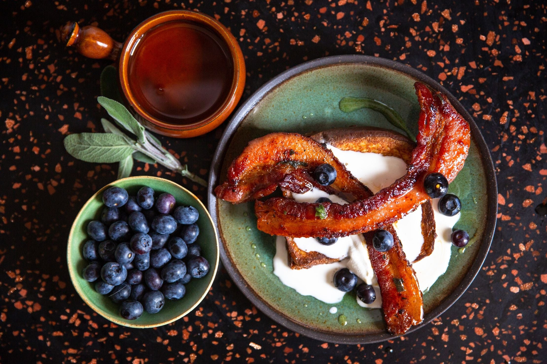 Cinder Grill French Toast Bacon Recipe