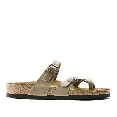 BIRKENSTOCK Mayari Tabacco Oiled Leather
