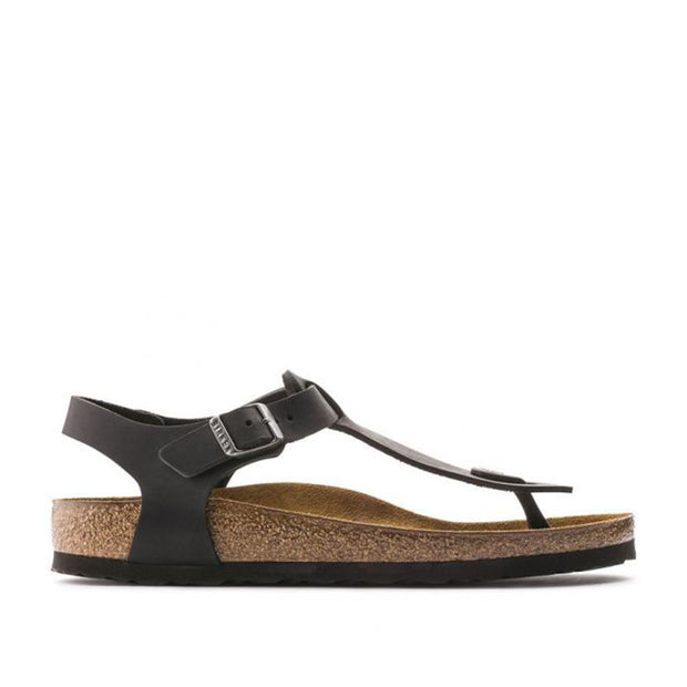 BIRKENSTOCK Kairo Black Oiled Leather