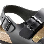 BIRKENSTOCK Milano Black Leather