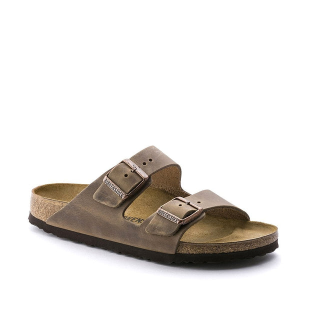 BIRKENSTOCK Arizona Tabacco Brown Leather