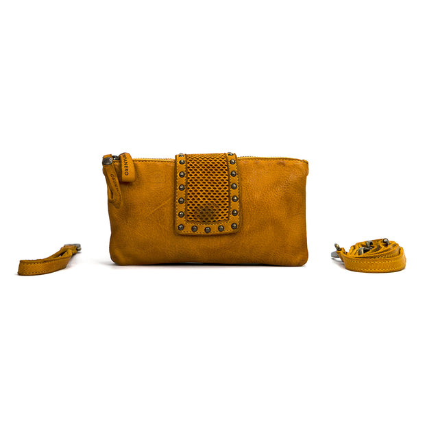 KOMPANERO Flair Mustard Wallet
