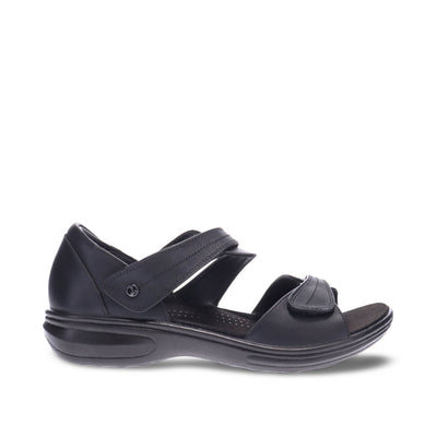 REVERE Geneva Sandal#color_black