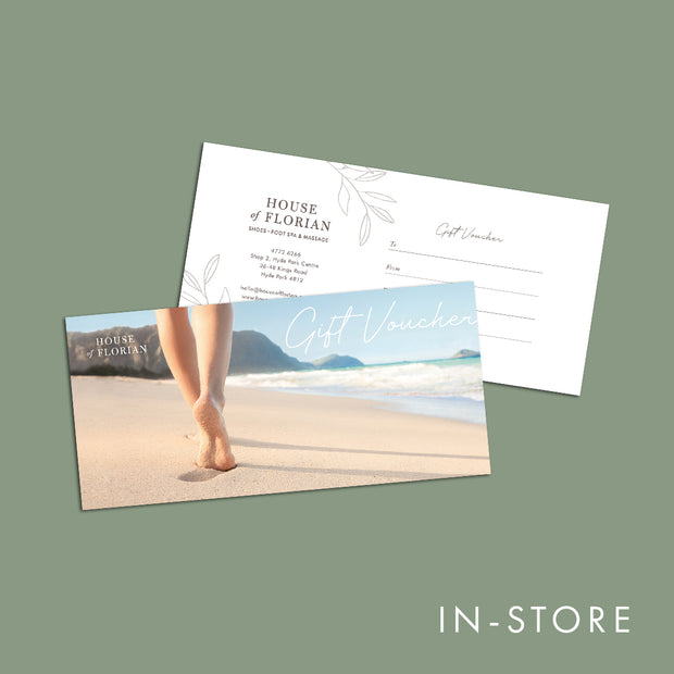 In-Store Freedom Voucher