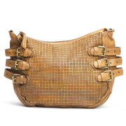 KOMPANERO Quay Tobacco Crossbody Bag