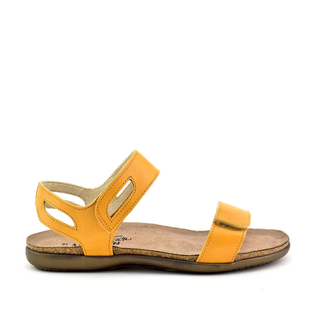 NAOT Courtney Sandal Mustard