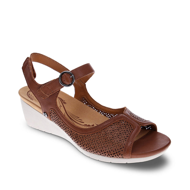 REVERE Kaya Wedge#color_cognac