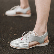 ROLLIE Slingback Punch #colour_white-silver-glitter