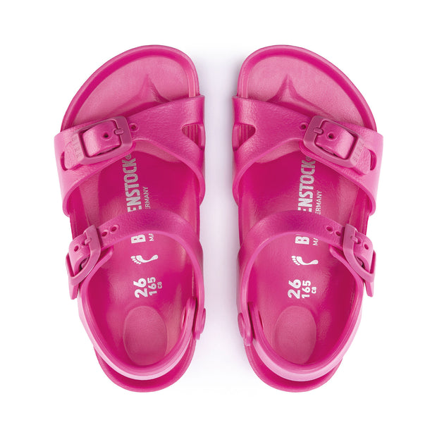 BIRKENSTOCK Rio Kids EVA Beetroot Purple