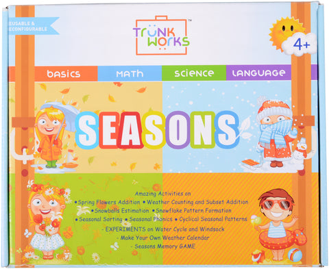 Seasons Themed Trunk by Trunk Works