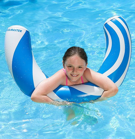 Curved Noodle Float by Poolmaster