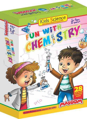 Fun with Chemistry by Kids Science