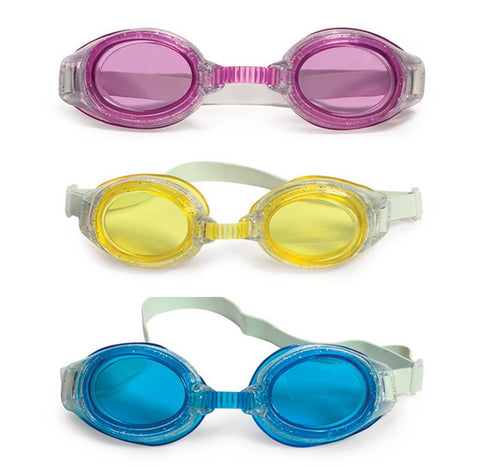 Junior Sparkle Swimming Goggles by Poolmaster