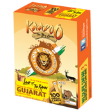 Lion's Den - Western India Edition Board Game by Kaadoo
