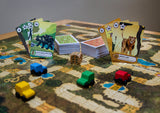 The Land of the Big Roar 2-in-1 Combox Board Game by Kaadoo