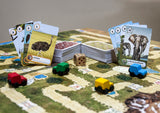 Wild Africa 2-in-1 Combox Board Game by Kaadoo