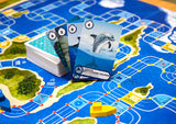 Oceanic Wonder Wildlife Safari Adventure Board Game by Kaadoo