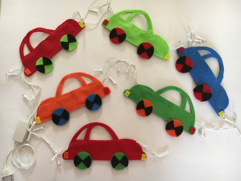 Car Fairy Lights by Fairytales