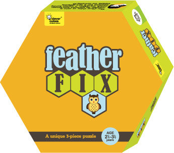 Feather Fix by Clever Cubes
