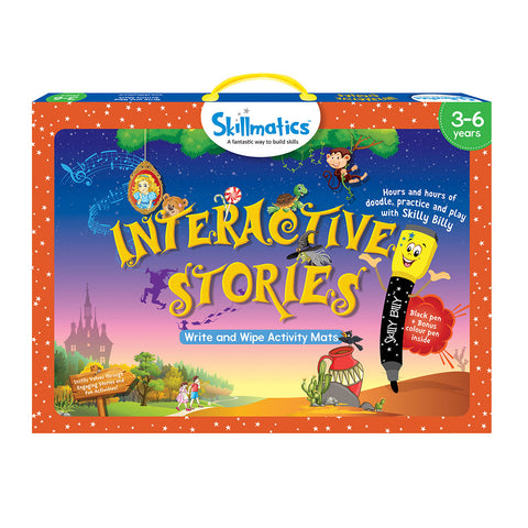 Interactive Stories by Skillmatics