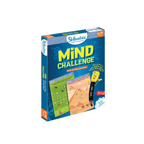 Mind Challenge by Skillmatics