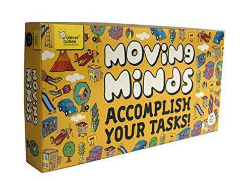 Moving Minds by Clever Cubes