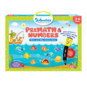 PreMath and Numbers by Skillmatics