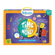 Time and Money by Skillmatics