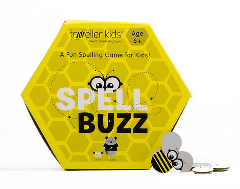 Spell Buzz by CocoMoco Kids