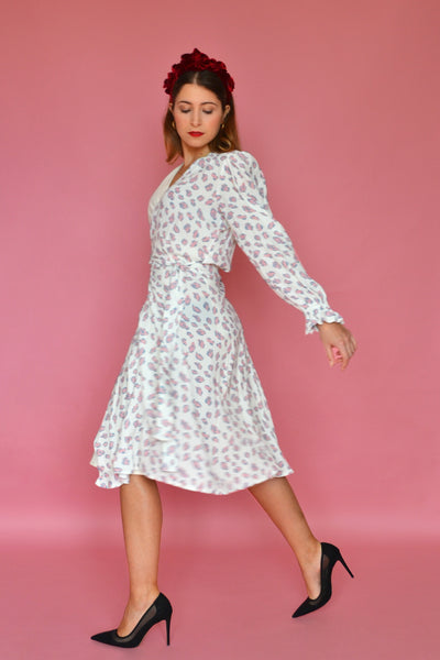(1/2) Crosby Dress (Mia Print)