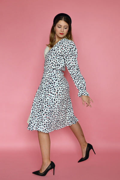 (1/2) Crosby Dress (Kit Print)