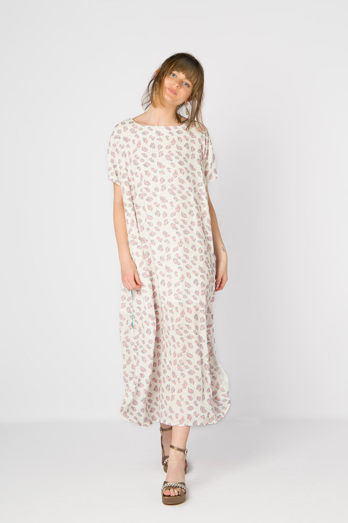 (1/2) Lunghi Dress (Mia Print)