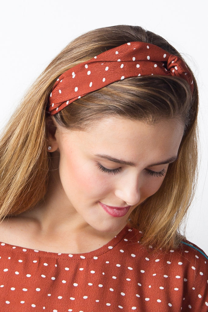 Madeleine Twist Headband
