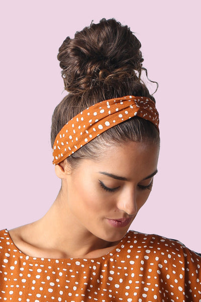 Bea Twist Headband